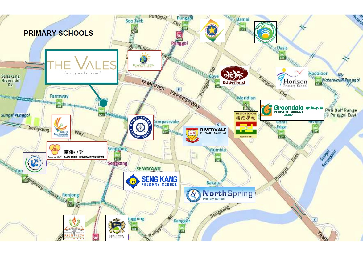 The Vales EC Nearby School