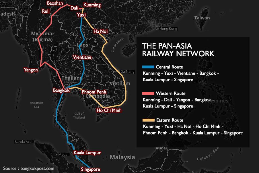 Pan Asia Crossrail