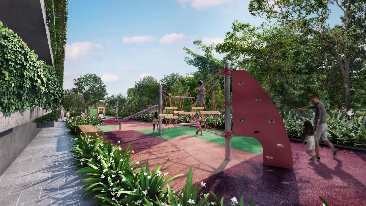 Grandeur Park Children Playground