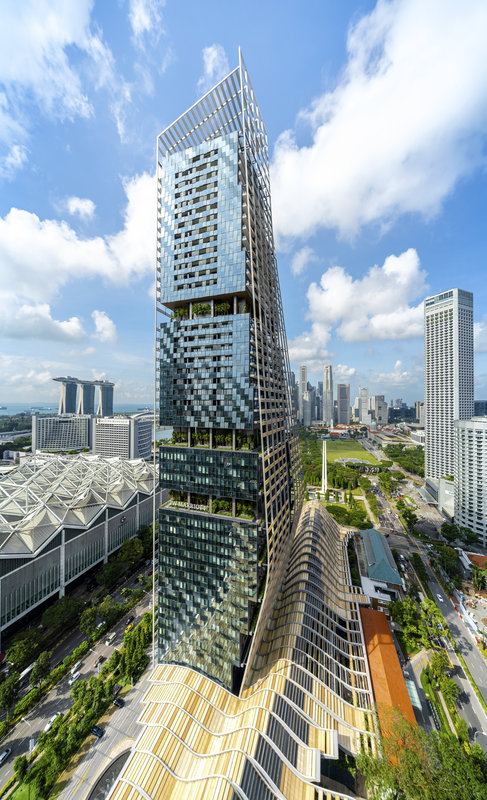 South Beach Residences Singapore