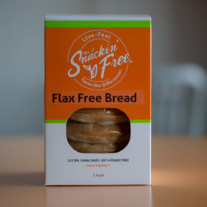 Paleo Flax Free Bread