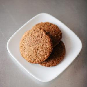paleo vegan pumpkin cookies