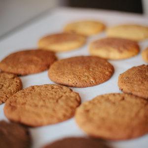 Almond Flour Cookies