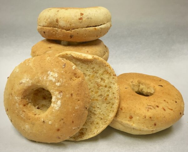 Toasted Onion Bagel