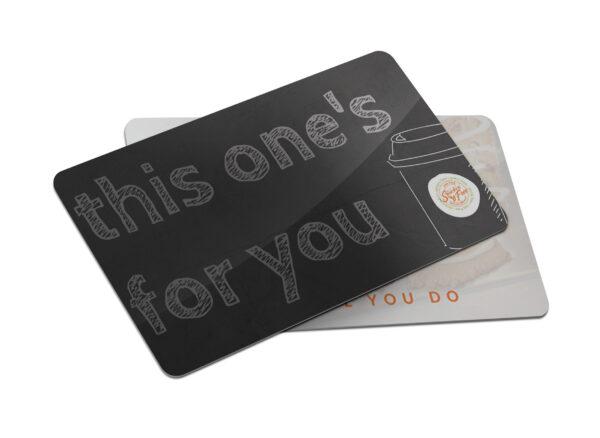 paleo gift card