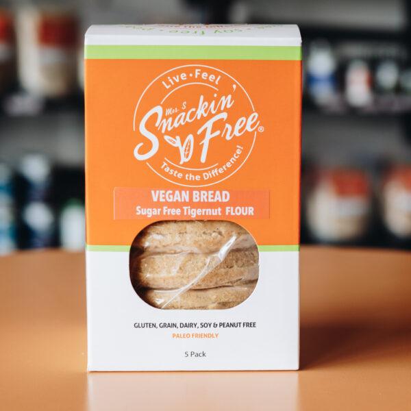 Paleo Vegan Bread
