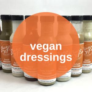 Vegan Dressings