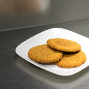 Paleo Lemon Cookies_Snackin' Free Paleo Cookies