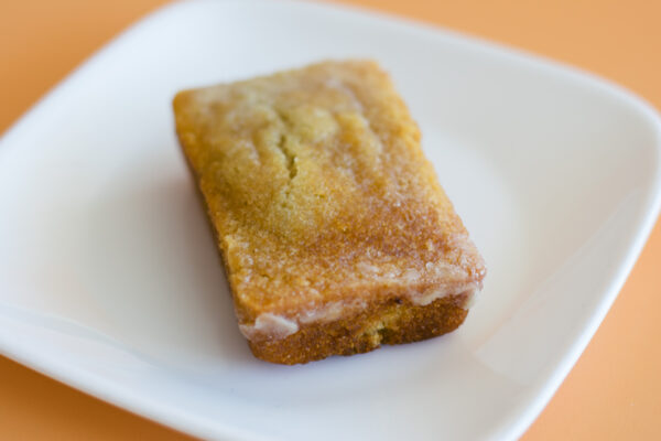 Paleo Vanilla Pound Cake