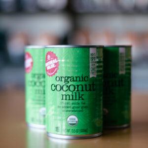 Natural Value Organic Coconut Milk - Snackin' Free