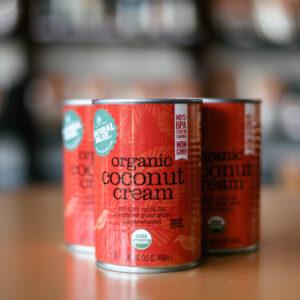 Natural Value Organic Coconut Cream - Snackin' Free