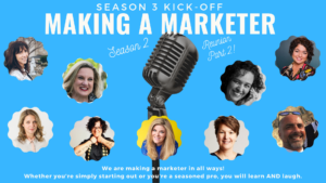 Making a Marketer Podcast - Ep. 38