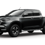 Ute segment safety enhanced with 5 stars for Mazda BT-50