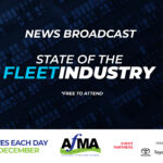 Topics revealed for AfMA's State of the Fleet Industry news broadcast