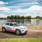 Kona EV joins NSW Police Force
