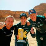 Groundbreaking e-motorsport win for young Aussie
