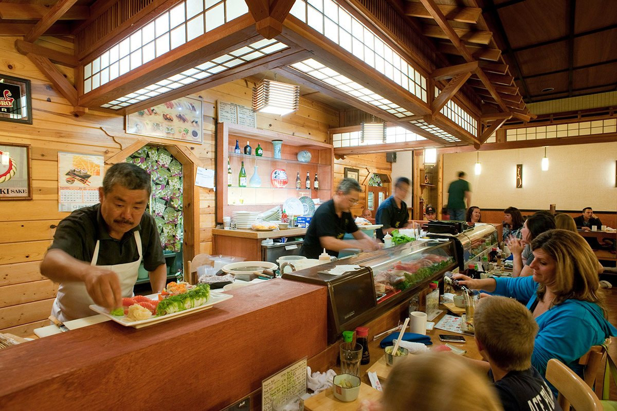Taki Japanese Restaurant & Sushi Bar