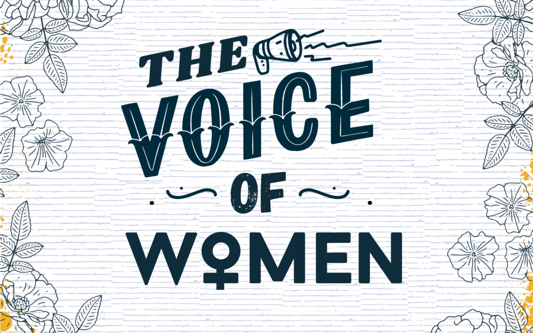 The Voice of Women Podcast – Episode 2