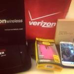 All The Amazing Swag Verizon Lifestyle Blogger
