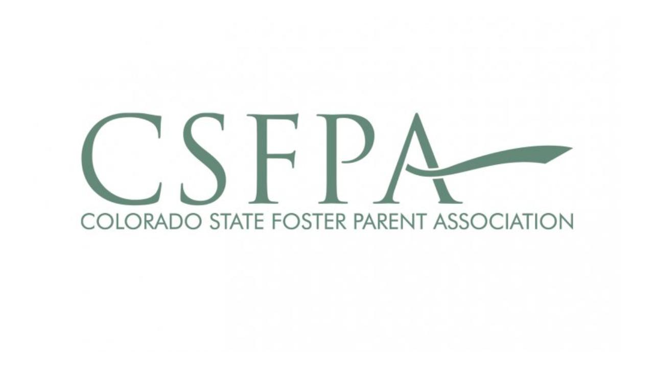 Colorado State Foster Parent Association
