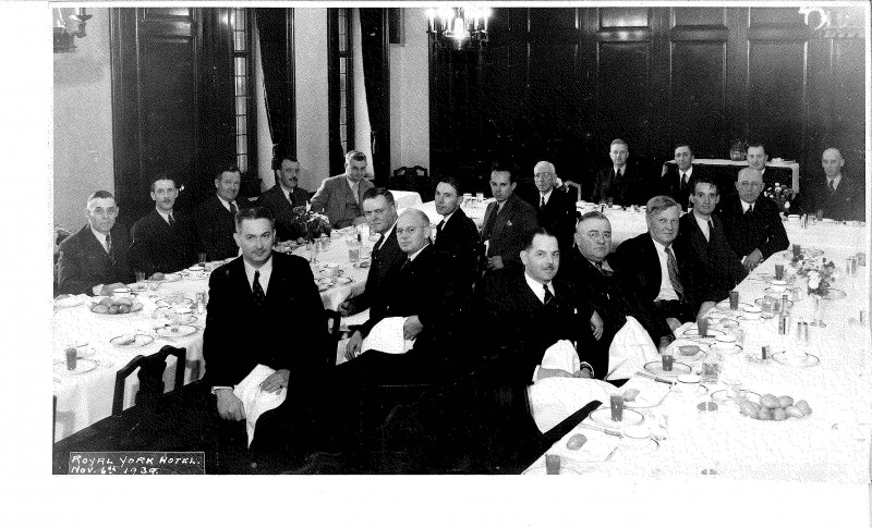 OGCA Founding Meeting