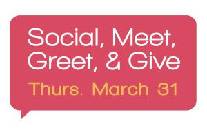 WiN Social, Meet, Greet & Give
