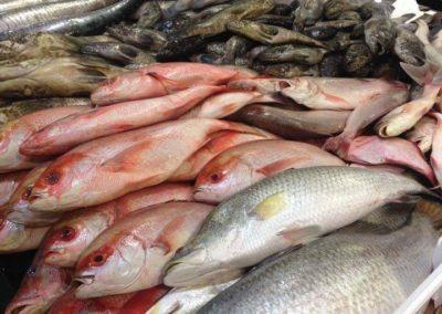 Billingsgate Fish Market, London