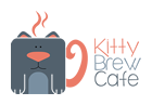 Kitty Brew Cafe Logo