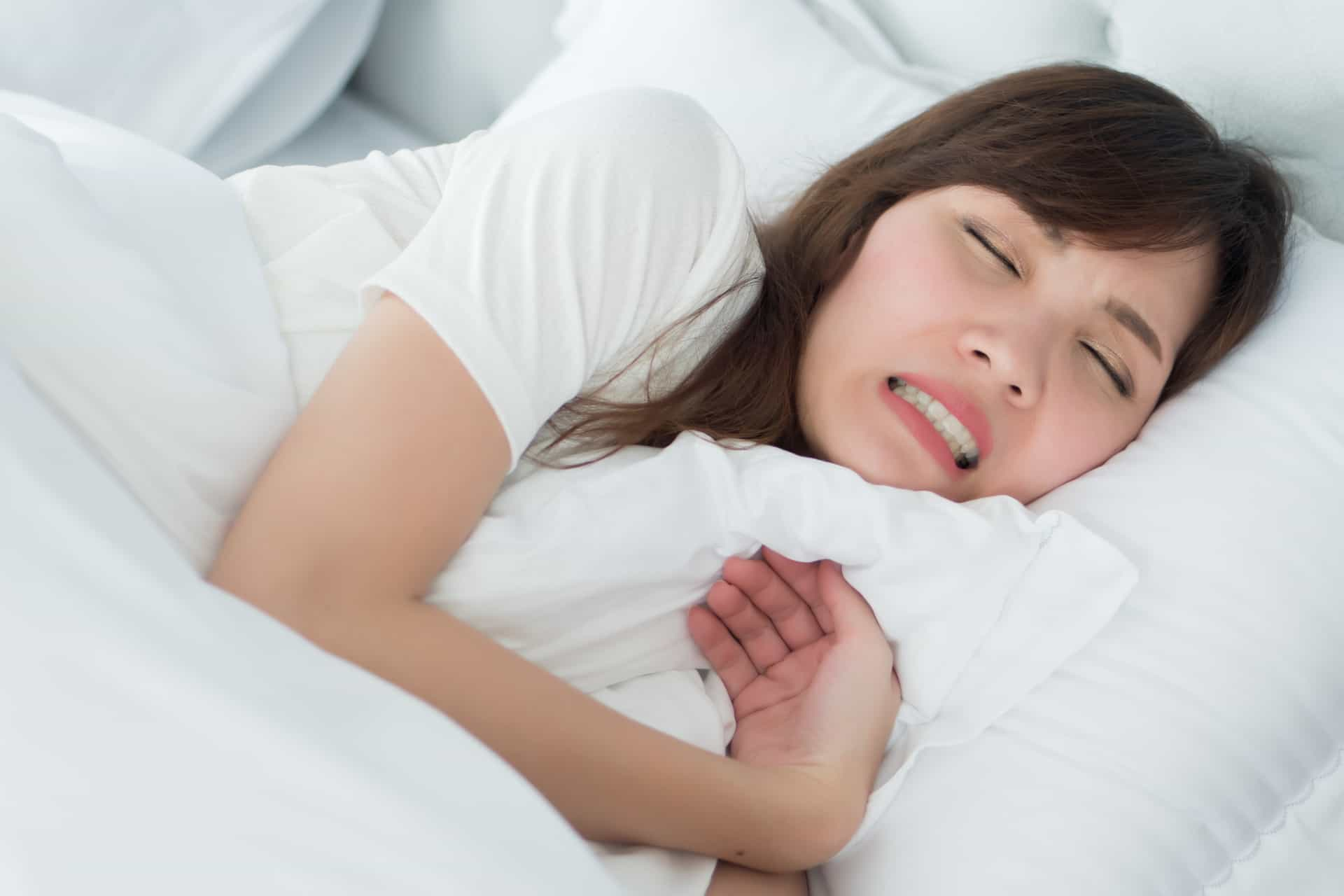 Whether you're doing it at night while you're sleeping or during waking hours, grinding teeth isn't good for you. Here's a look at how to stop grinding teeth.