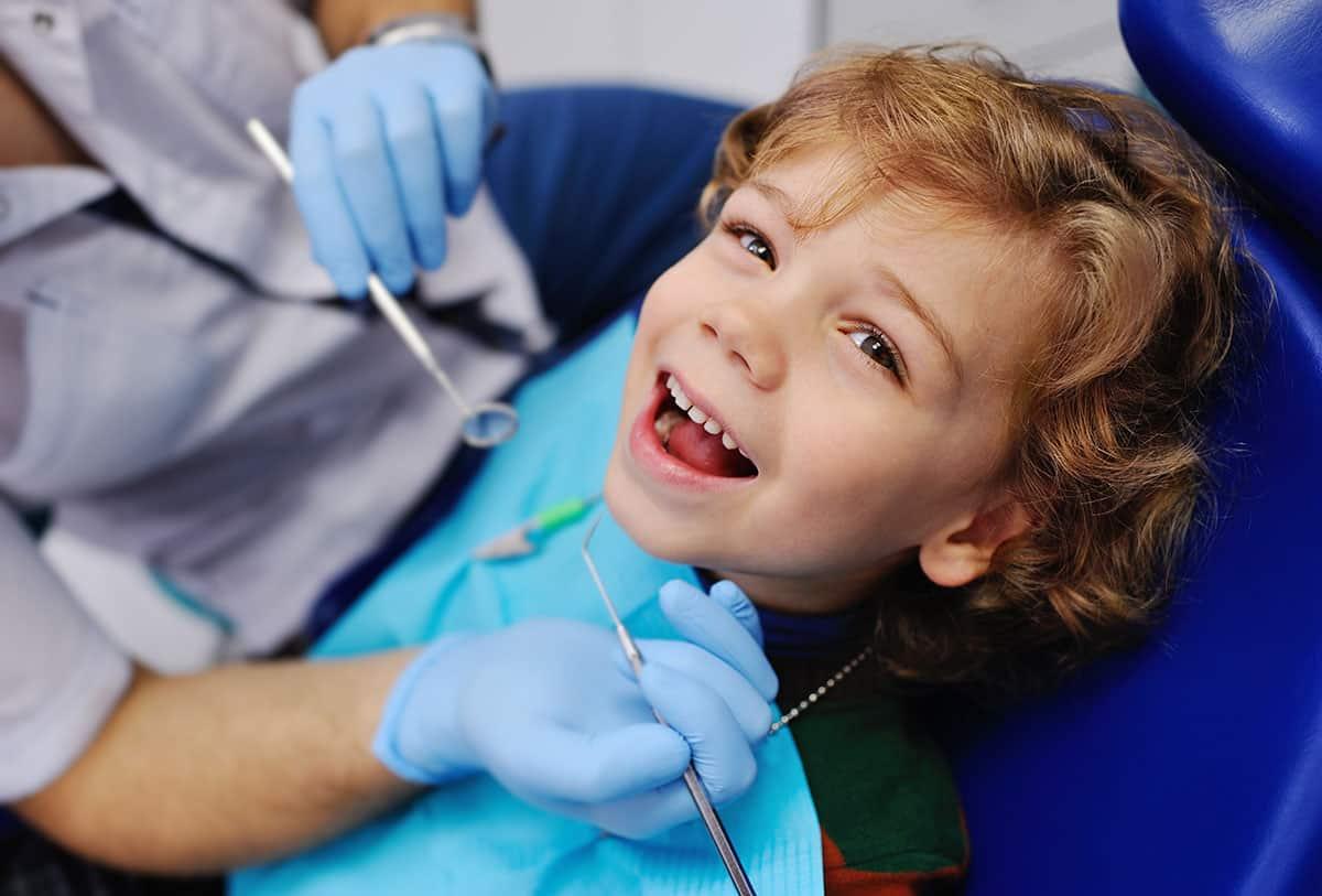 A Kinder Gentler Family Dentist