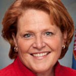 Heidi Heitkamp supports Neil Gorsuch