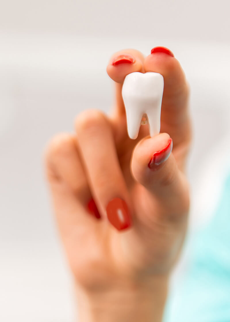 Endodontics Eliminating Infection