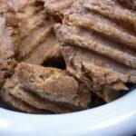 peanut butter apple crisps
