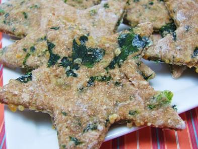 Parmesan Spinach Dog Treat/Biscuit Recipe