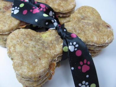 Bacon Parmesan Dog Treat/Biscuit Recipe