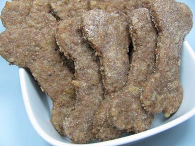 Italian Bison Dog Treat/Biscuit Recipe