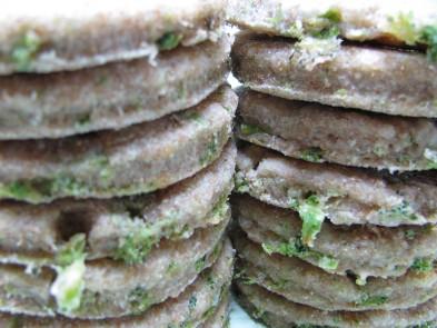 cheesy broccoli dog treat/biscuit recipe