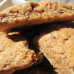 parmesan mint chicken scones dog treat/biscuit recipe