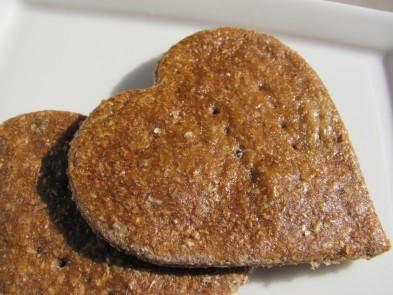 Carob Pumpkin Dog Treat/Biscuit Recipe