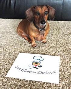 Doggy Dessert Chef