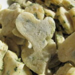 (wheat-free) spinach chicken