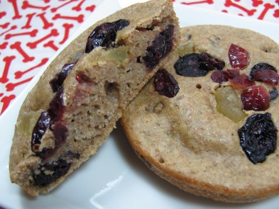 Fruit Cake Dog Treat/Biscuit Recipe
