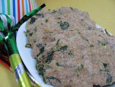Pork and Collard Greens Dog Treat/Biscuit Recipe