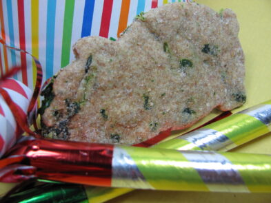 Pork and Collard Greens Dog Treat/Biscuit Recipe