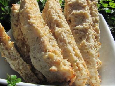 (Wheat-Free) Chicken Biscotti Dog Treat/Biscuit Recipe