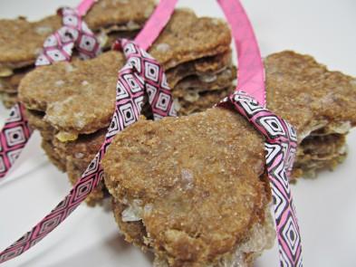 Bacon Swiss Burger Dog Treat/Biscuit Recipe