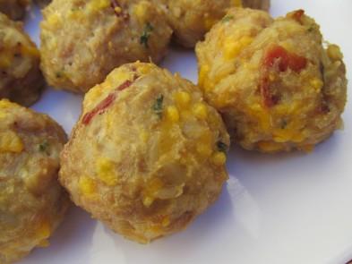 Uncle Ben's Whole Grain Brown Ready Rice Meatballs Dog Treat Recipe