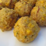 Uncle Ben's Whole Grain Brown Ready Rice Meatballs Dog Treat Recipe
