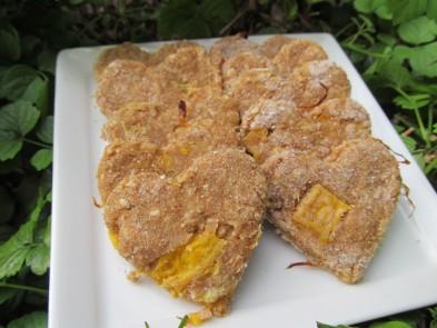 Mango Chicken Dog Treat/Biscuit Recipe