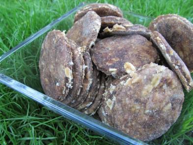 Carob Elvis Dog Treat/Biscuit Recipe